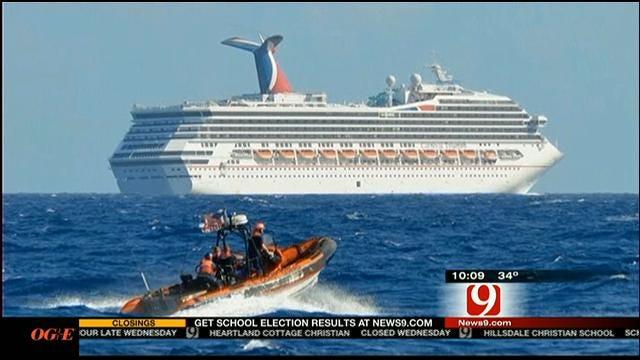 Oklahoma Cruise Ship Passenger Says Carnival Should Be 'Ashamed'