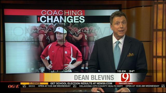 OU's Coaching Staff Undergoing Change