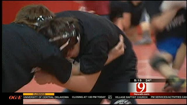 OK High School Wrestlers Respond To Sport Being Dropped From Olympics
