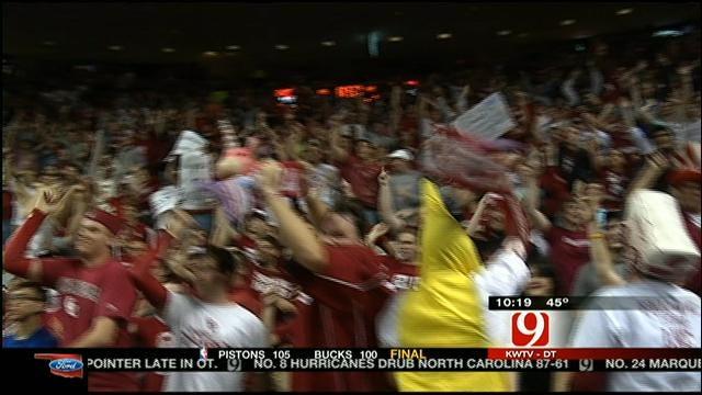 Recapping OU's Win Over No. 5 Kansas