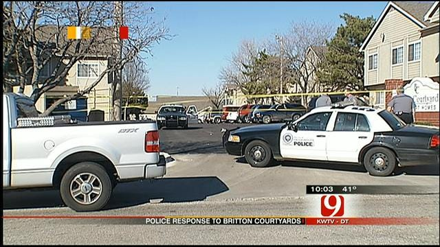 Police Called To NW OKC Complex Two Times Per Day