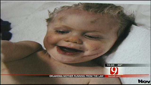 Mother On The Run Talks To News 9 About Alleged Child Abuse