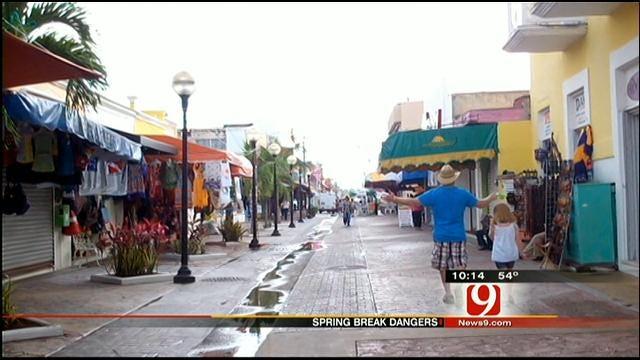 Spring Break Dangers Lurk For Oklahomans Traveling To Paradise