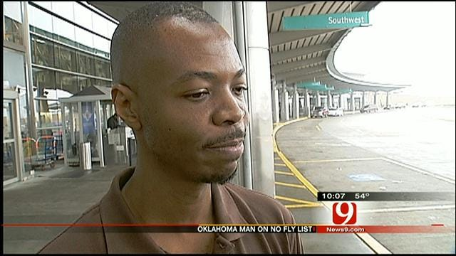 Oklahoma Man On 'No Fly' List Hits Another Snag