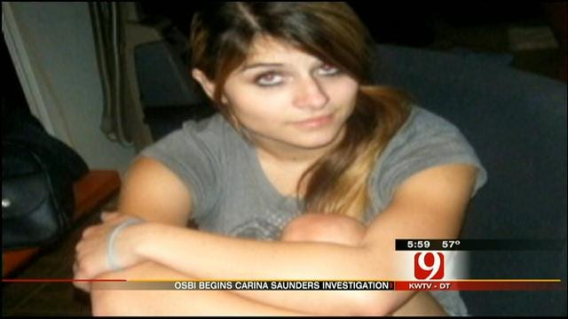 OSBI Officially Opens Investigation Into Carina Saunders' Murder Case