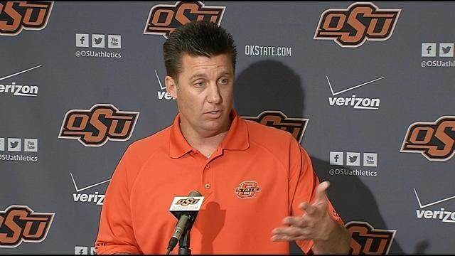 John Holcomb Wraps Up OSU's Signing Day