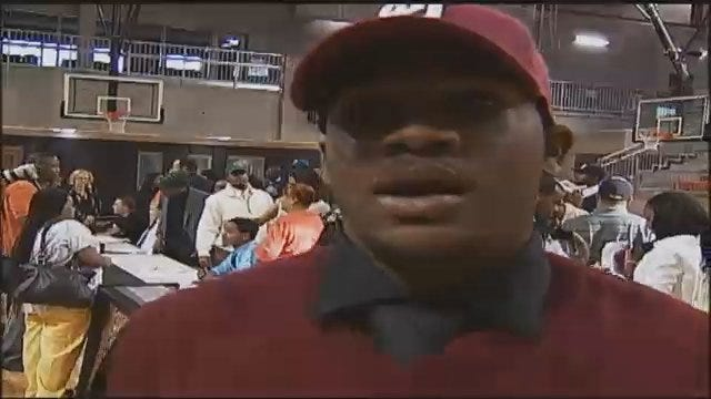 Dominique Alexander Signs With OU