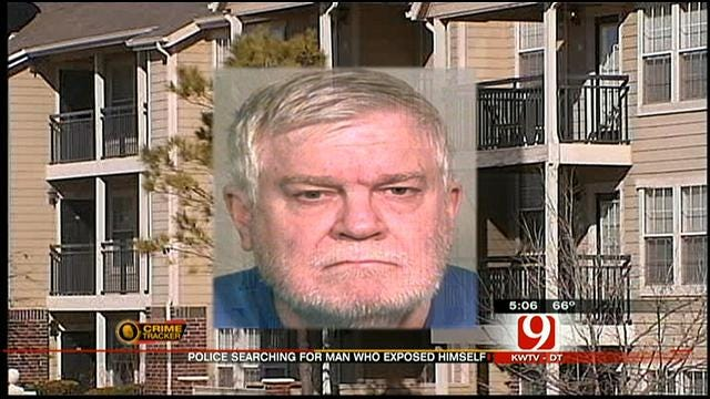 Man Accused Of Exposing Self To Neighbors At NW OKC Apartment Complex