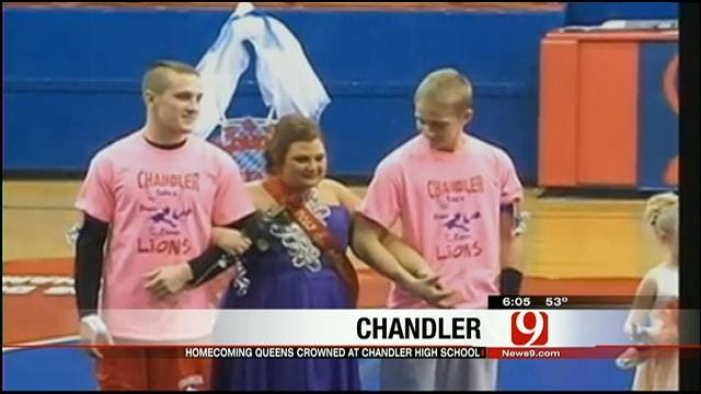 Special Needs Students At Chandler HS Voted Homecoming Queens