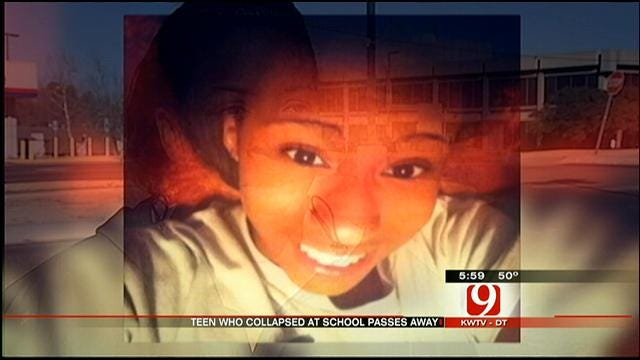 Family Mourns Death Of Millwood High School Student