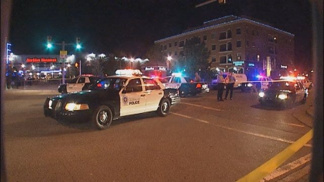 Man Shot In Bricktown After Thunder Game Meets Rescuer