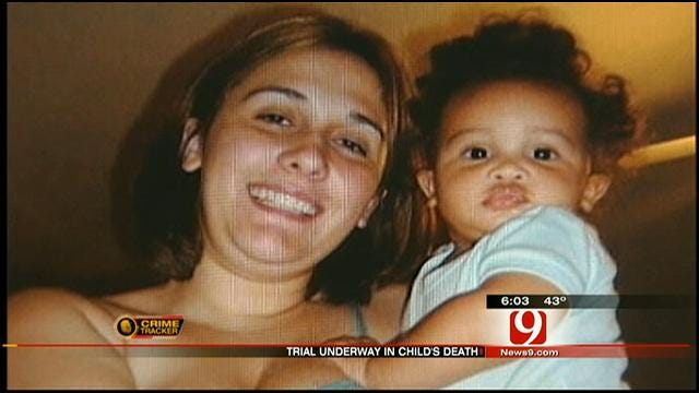 Father Of Toddler Abused, Killed In Edmond Speaks Out
