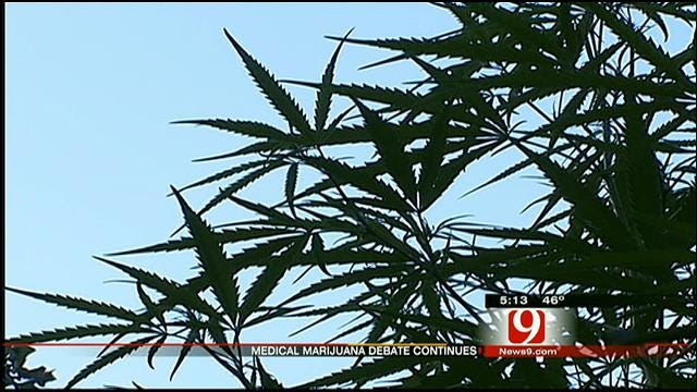State Lawmaker Pushes To Legalize Medical Marijuana