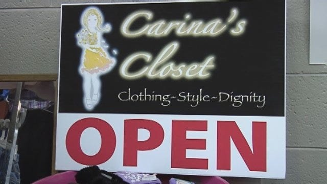 Non-Profit Opens 'Carina's Closet' In Honor Of Murdered Oklahoma Teen