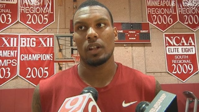 Romero Osby Talks About Some Of The Keys To A Win Over Kansas