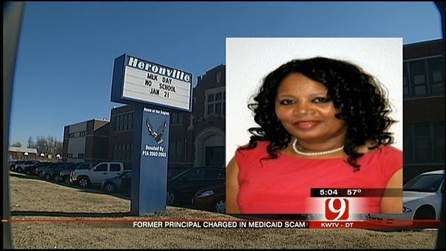 Former OKC School Principal Charged With Medicaid Fraud