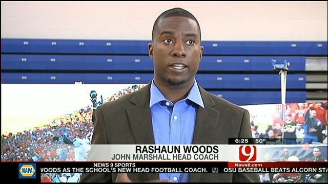 Former Cowboy Woods Set To Coach John Marshall High