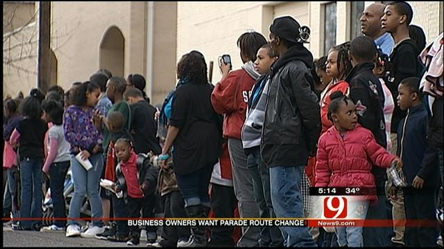 Retailers On Broadway Want MLK Parade Route Changed