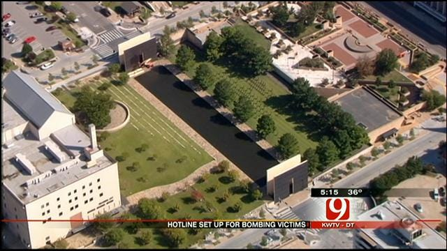 Auditing Firm Asks Those Affected By OKC Bombing To Call Hotline
