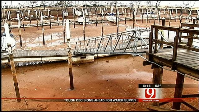 Drought Disaster May Influence OKC Policy Changes To Stave Off Water Woes