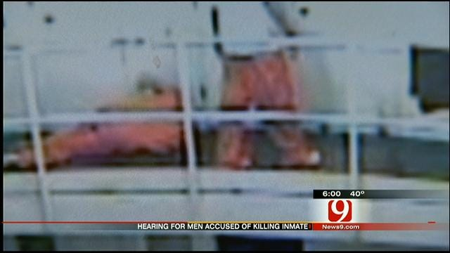 Video Of Deadly Attack On Grady County Inmate Released