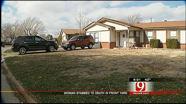 OKC's First Murder Of 2013 Turns Out to Be Domestic