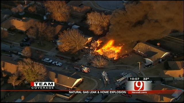 Evacuated OKC Residents Respond To Explosion