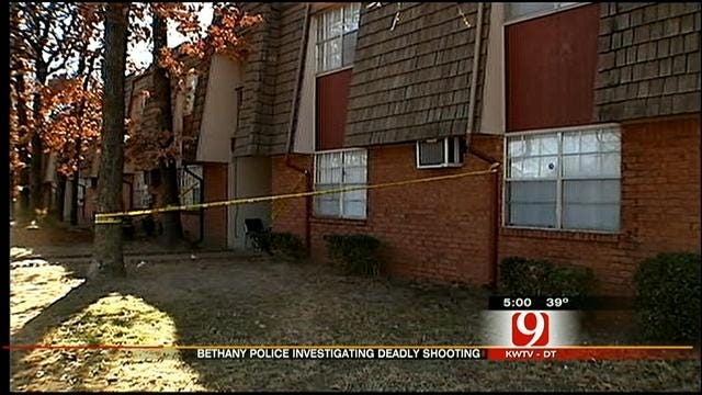 One Dead In Shooting At Apartment Complex In Bethany