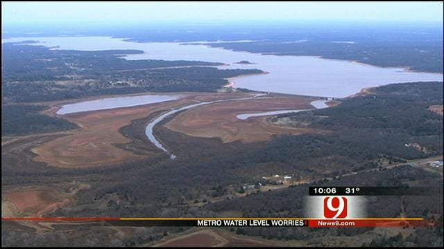 OKC Can Sell Norman Water, Depending On Amount