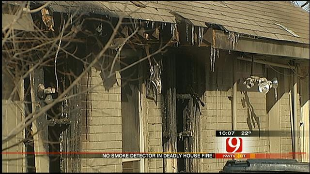OK Fire Officials Stress Importance Of Working Fire Detectors