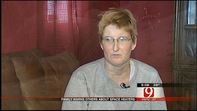 OKC Mom Burned In House Fire Released From Hospital For Christmas