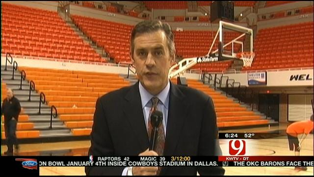 John Holcomb Analyzes OSU's Win
