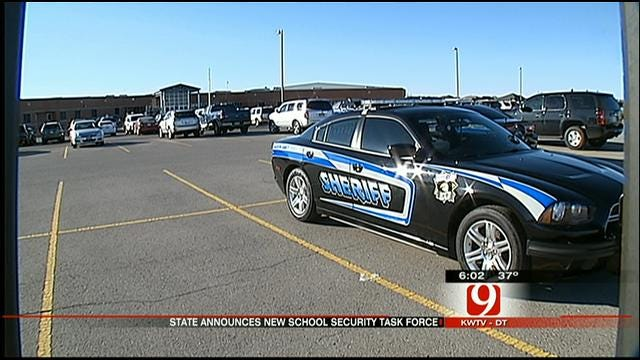 New Commission Formed, Local Schools Evaluate Security After Conn. Tragedy