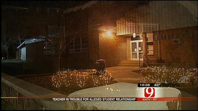 Cromwell Teacher Accused Of Having Sexual Relationship With Student