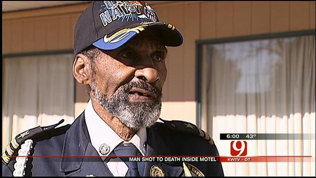 Resident At NE OKC Motel Responds To Motel Owner's Shooting Death