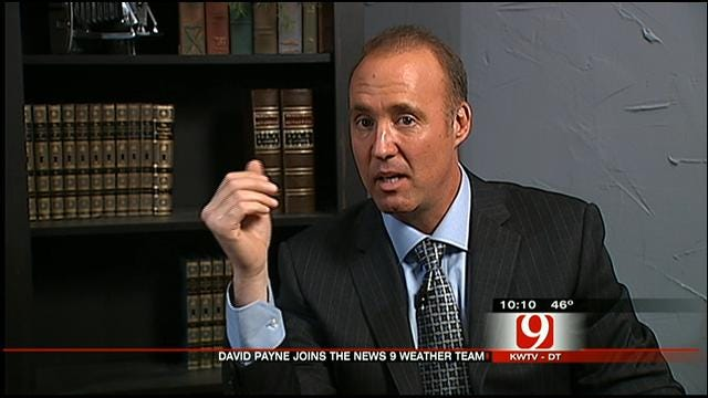 David Payne Talks About Close Calls During Storm Chases