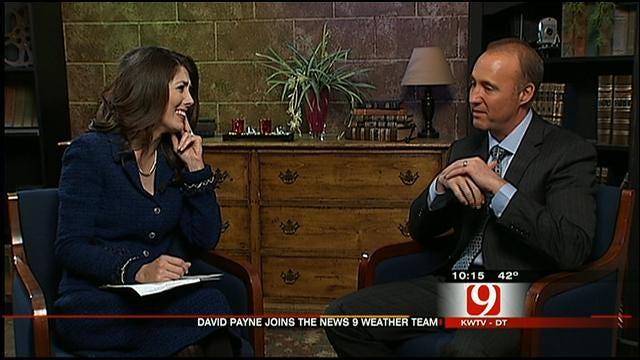 David Payne Talks About Storm Chasing