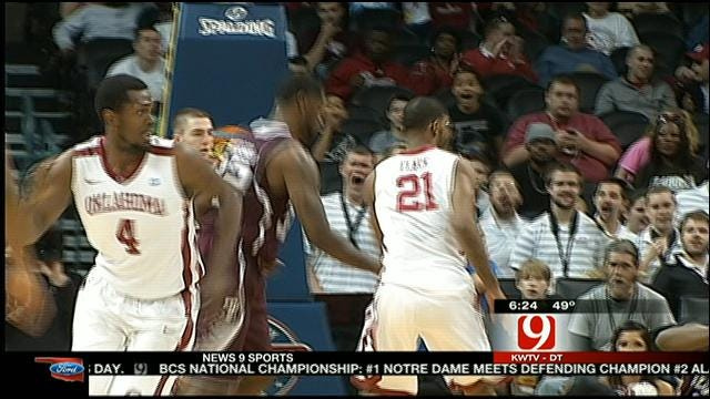 Sooners Claim All-College Classic Title