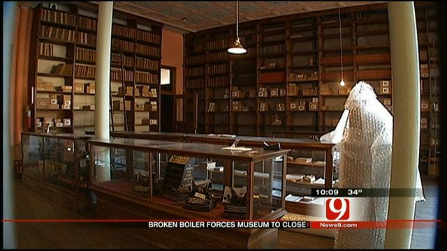 Broken Boiler Forces Guthrie Museum To Close