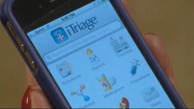 Smart Phone App That Saves Lives?
