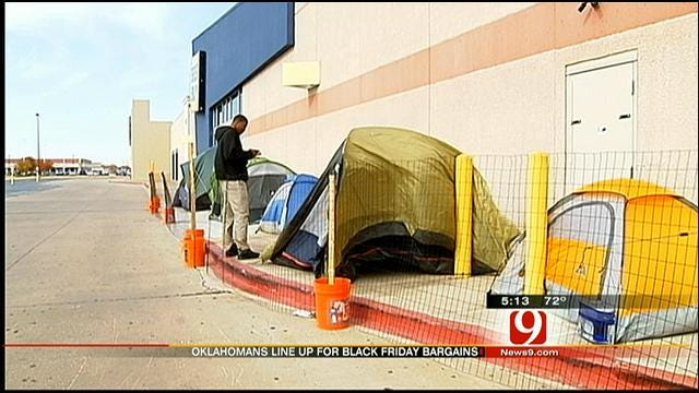Retailers, Shoppers Prepare For Black Friday Madness