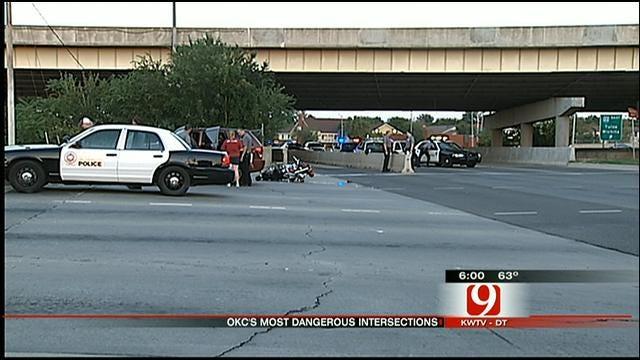 Top Ten Worst Intersections In OKC Revealed
