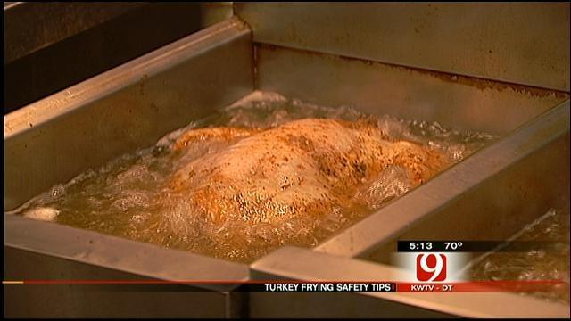 Fire Dangers When Deep Frying Turkey