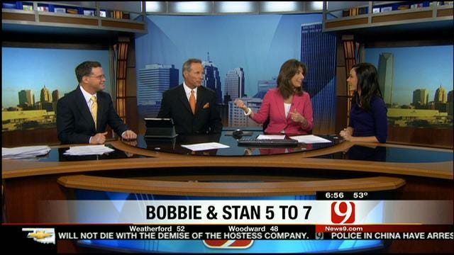Bobbie Miller To Be New News 9 This Morning Co-Anchor