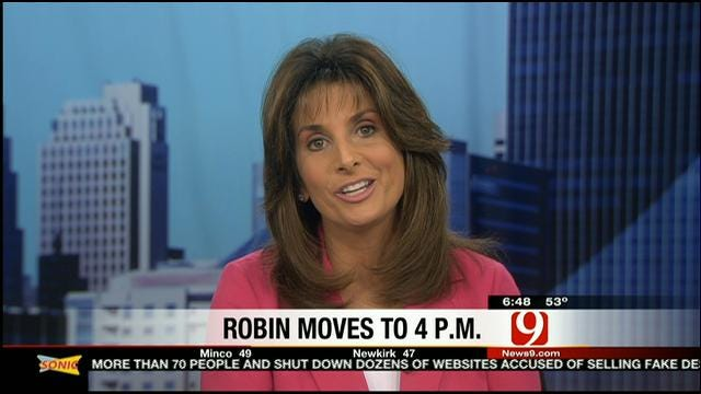 Robin Moving From Mornings To Afternoons