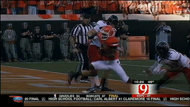 Oklahoma State Vs. Texas Tech Highlights