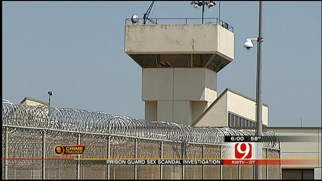 McLoud Prison Guards Accused Of Groping, Having Sex With Female Inmates