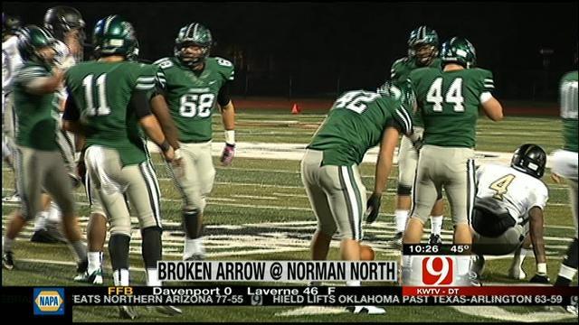 Norman North Vs. Broken Arrow
