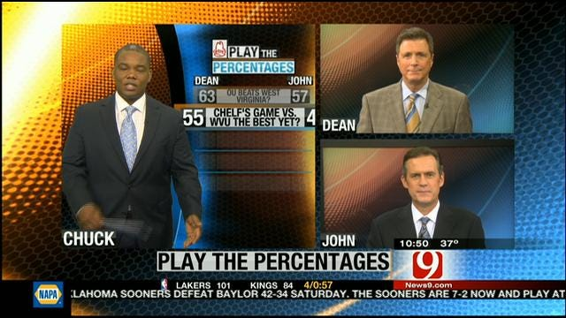 Play The Percentages: November 11