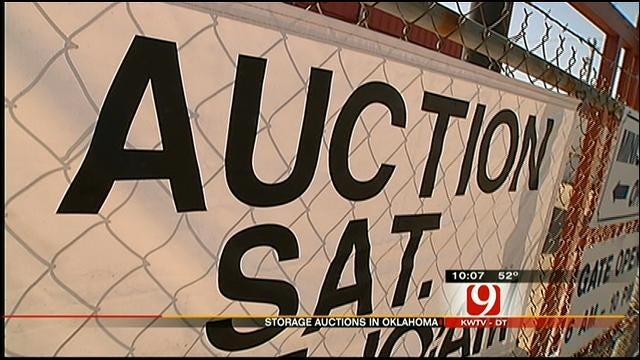 Oklahomans Find Hidden Treasures Inside Storage Units